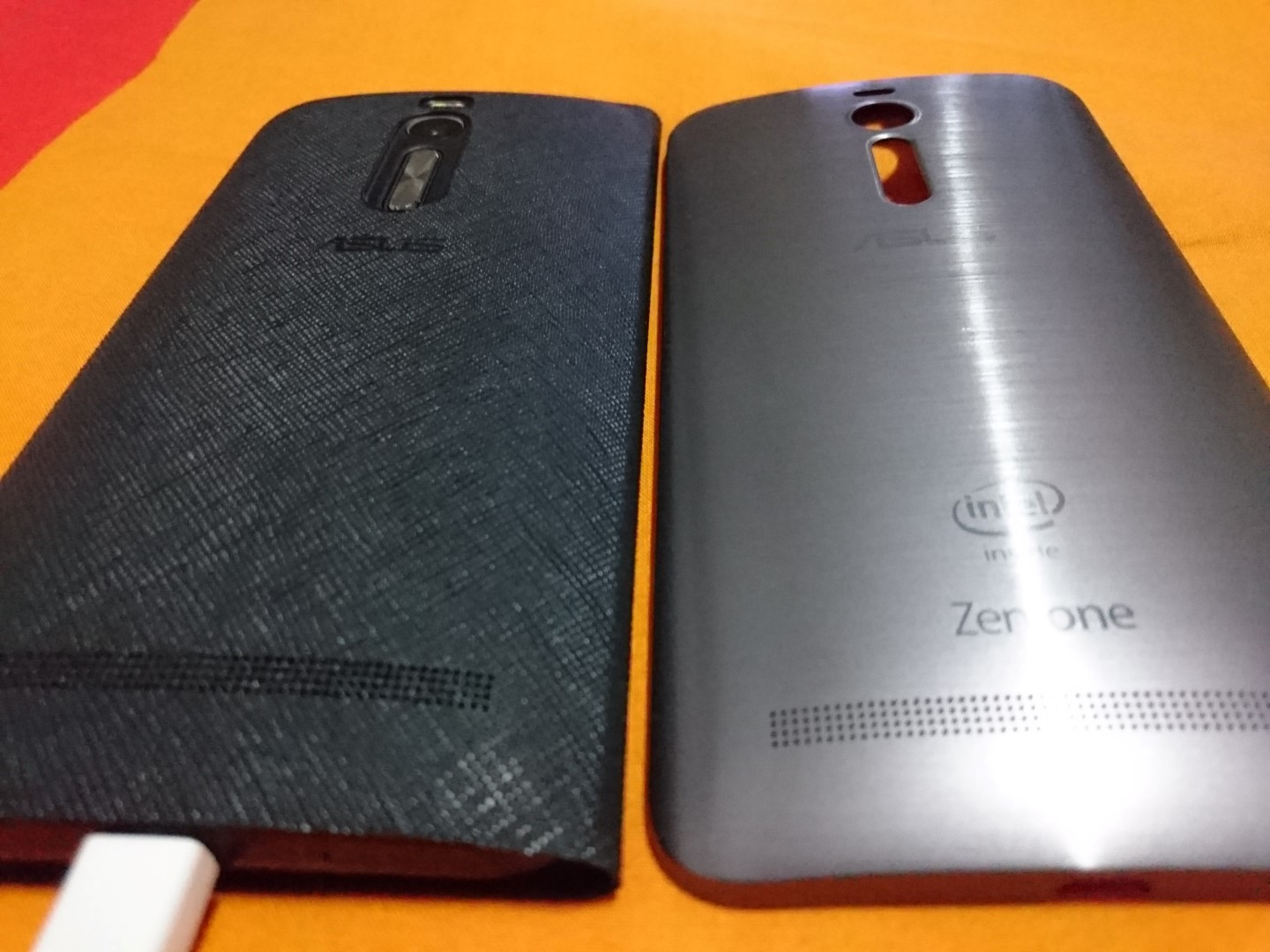 how to turn on vibrate on touch asus zenfone